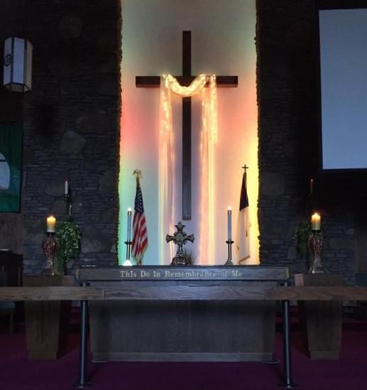 church altar july (2)